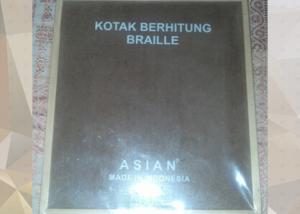 Kotak Berhitung Braille
