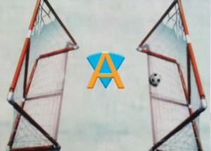 Gawang Sepak Bola