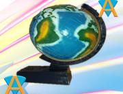 Globe Timbul + Smart Note