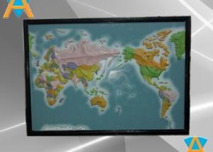 Peta-Timbul-Dunia